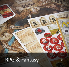 View all RPG & Fantasy Board Games