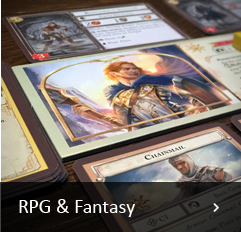 View all RPG & Fantasy Card Games