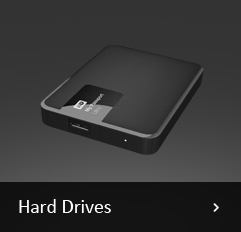 View all Internal and External Hard Drives
