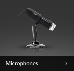View All Microphones